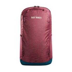 Tatonka City Pack 25 Backpack, rojo